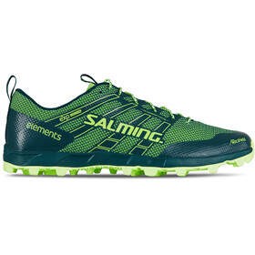 Salming Elem**** 2 Sko Herrer, deep teal/sharp green